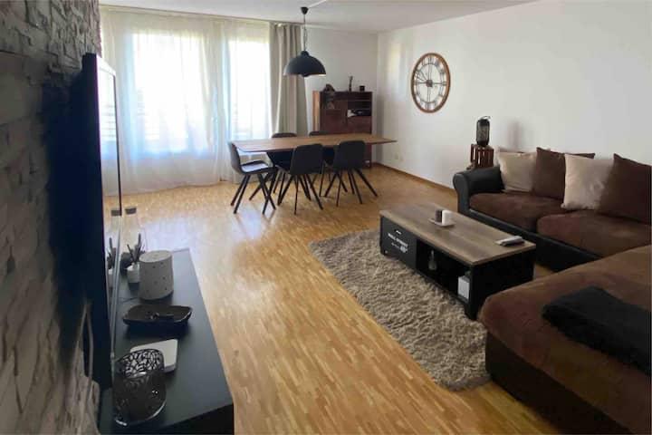 Chambre à louer dans joli appartement de 85m2