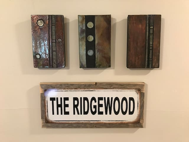 The Ridgewood  a private oasis