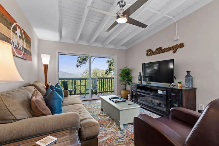 Private Getaway on Historic Missionary Ridge Unit 2