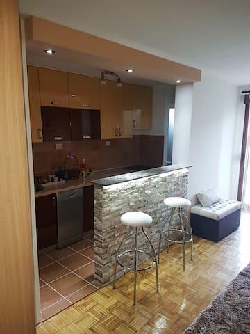 Apartman Djure Djakovica - Banja Luka - Appartement