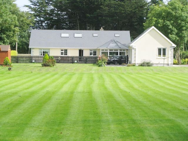 Yellow Bungalow in Ballycurrane, Emly Co Tipperary