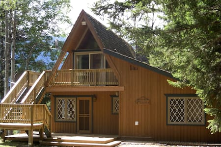 Upper Fraser Ranch Chalet