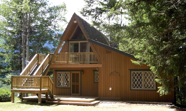Upper Fraser Ranch Chalet