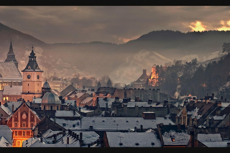 Old City of Brasov