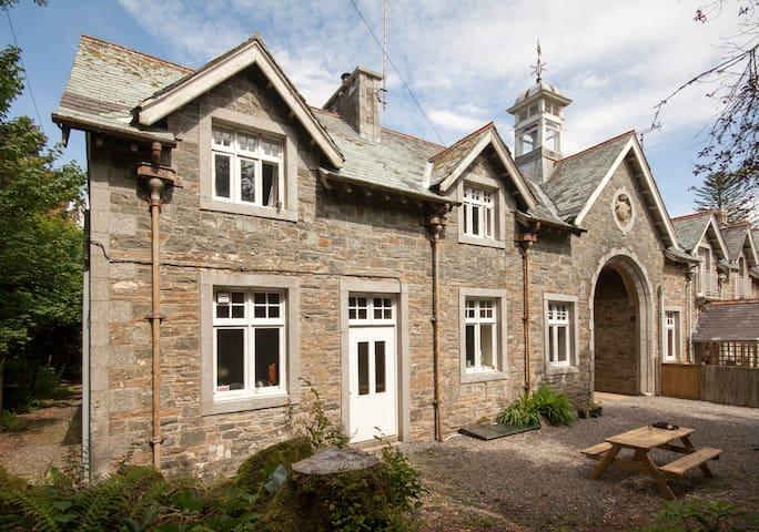 Courtyard Cottage, Knockbrex Stables