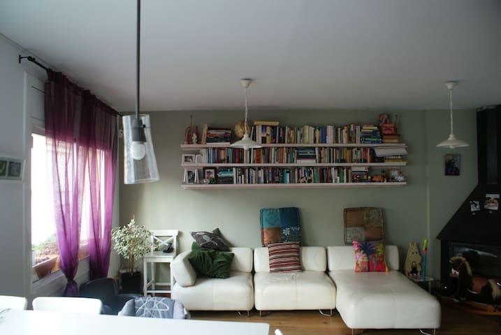 Apartamento en Alella, a 20 minutos de Barcelona - Alella - Apartment