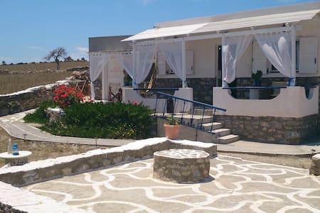 Anatoli suite Schinoussa island - Schoinousa