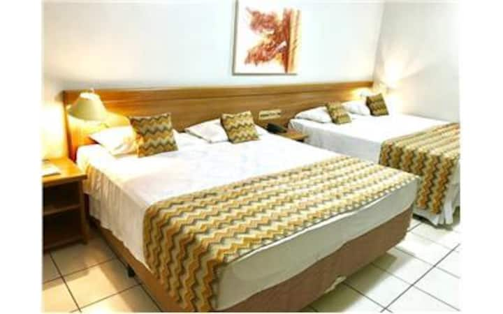 Hotel Golden Park Aeroporto Rio de Janeiro - STANDARD FAMILIA