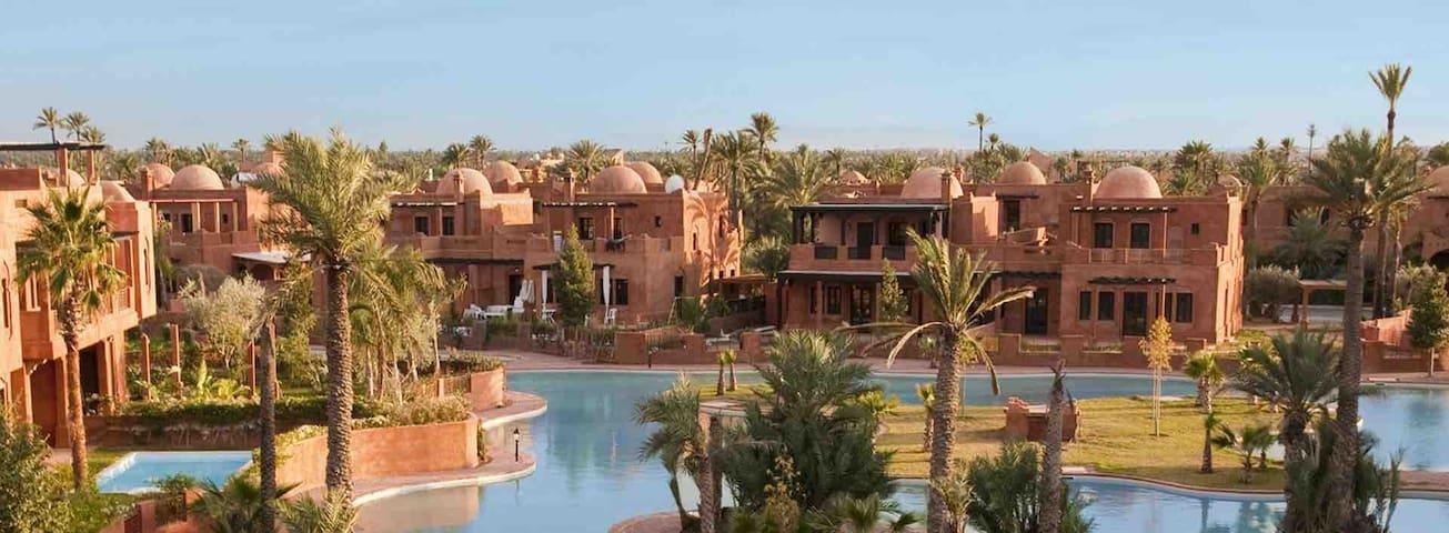 Magnifique appartement au coeur de la palmeraie