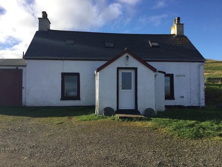 Midfield Croft Ollaberry Shetland Islands