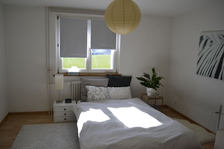 Lovely flat 10 min from Sankt Gallen II - Wittenbach
