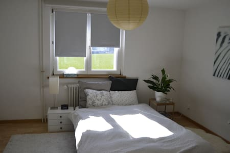 Lovely flat 10 min from Sankt Gallen II - Wittenbach - อพาร์ทเมนท์