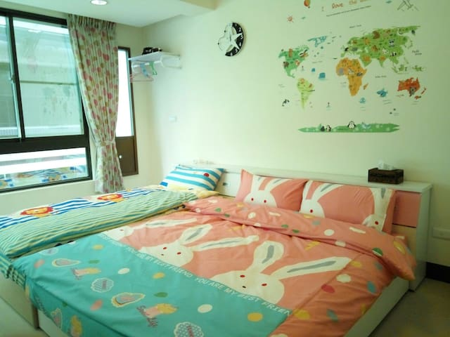 Little Henry's Home~Triple Room and breakfast.