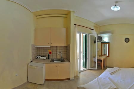 Double Room Ionian Paradise