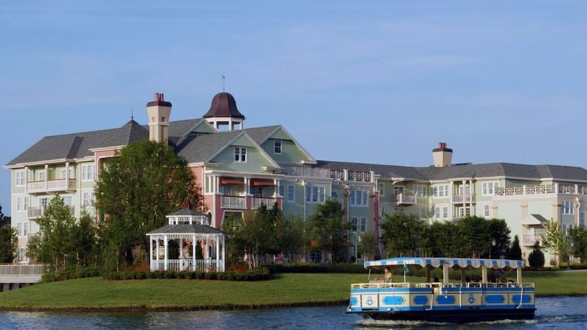 Disney's Saratoga Springs- One bedroom Suite