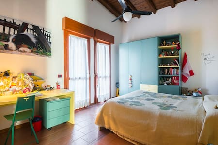 Nice double room - Mulino - 连栋住宅