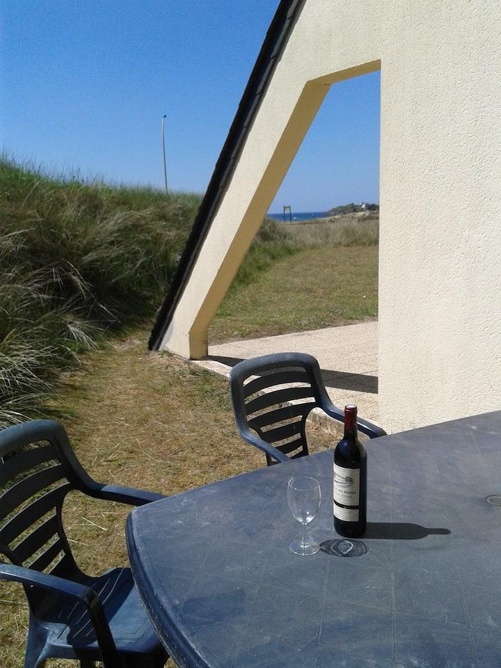 Studio au pied de la plage - Bretagne Sud