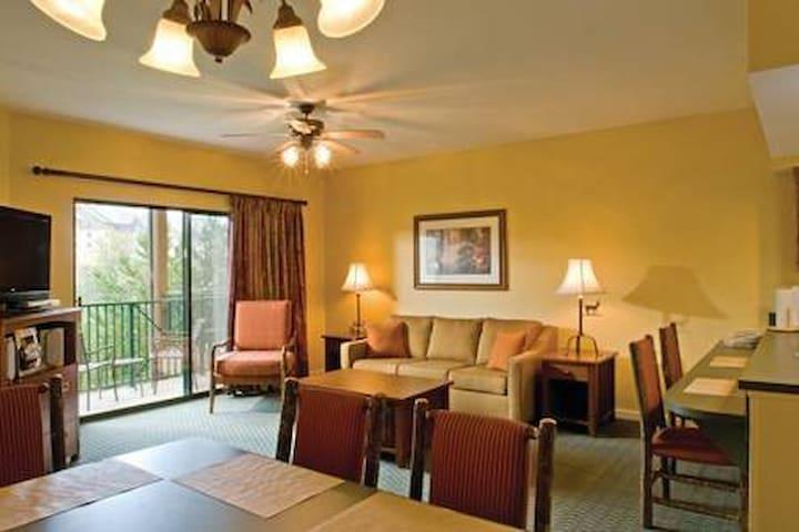 ❤️Wyndham Smoky Mountains-2BDRM 2BTH Luxury Unit❤️