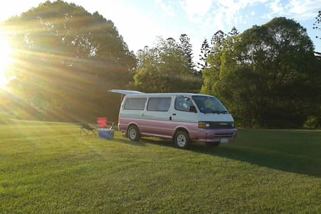 Super cool campervan for hire - Bulimba - Bobil