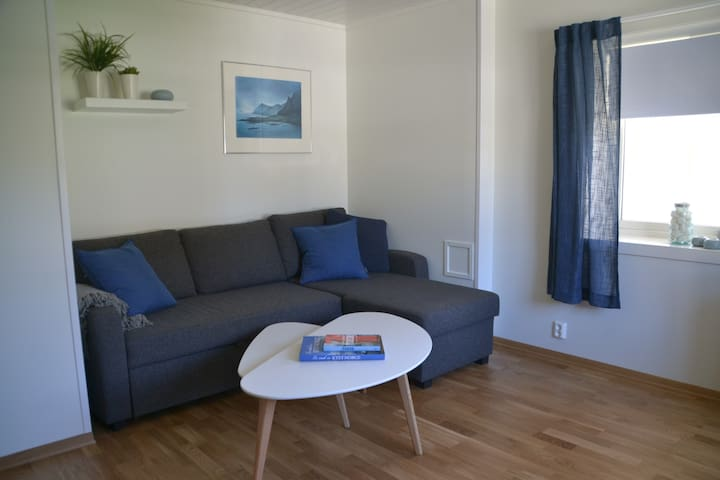Cozy apartment close to Svolvær city center.