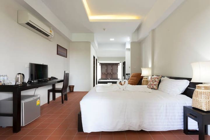 JAMADEVI Lamphun Boutique Hotel - Tambon Mueang Nga