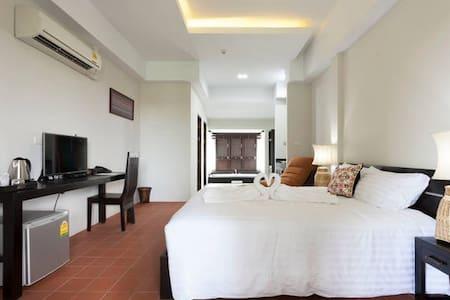 JAMADEVI Lamphun Boutique Hotel - Tambon Mueang Nga - Bed & Breakfast