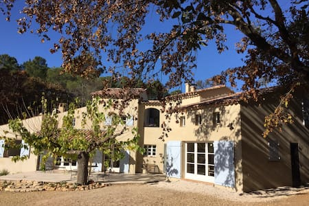Charming Bed & Breakfast in Provence - Cotignac