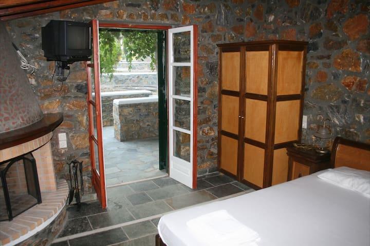 Villa S - Plomari - Apartamento