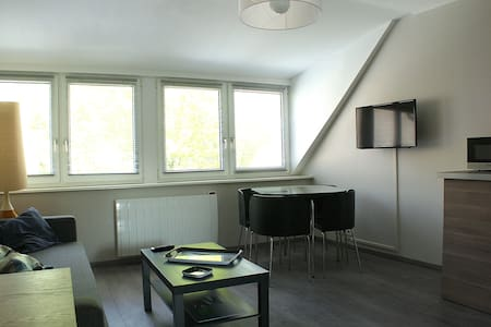 Appartement cosy centre ville avec parking - Herrlisheim