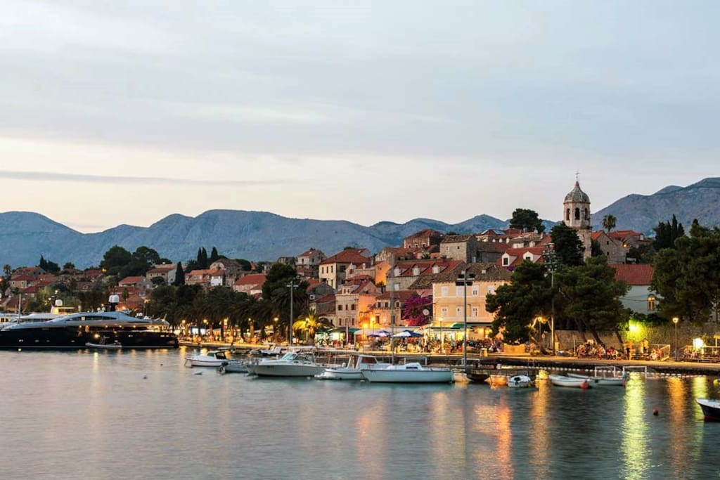 Port of Cavtat