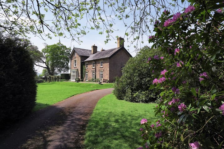 The Grange - Glasbury - Bed & Breakfast