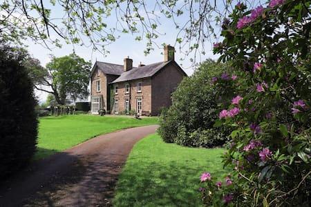 The Grange - Glasbury - Bed & Breakfast