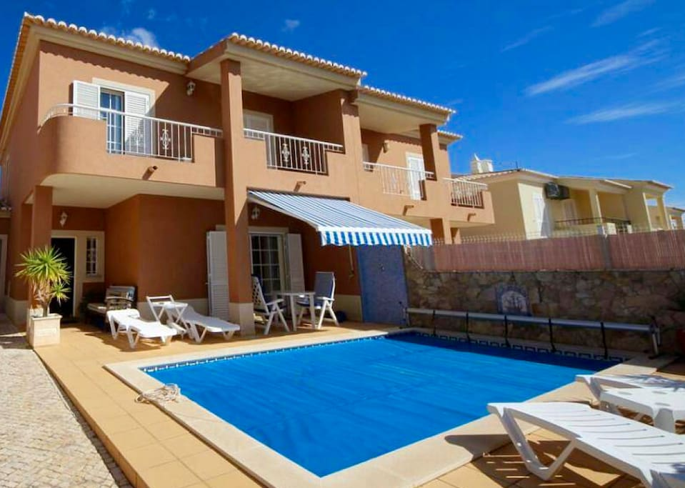 High class villa '50 Soleils' with private pool, on walking distance from Port de Mós beach