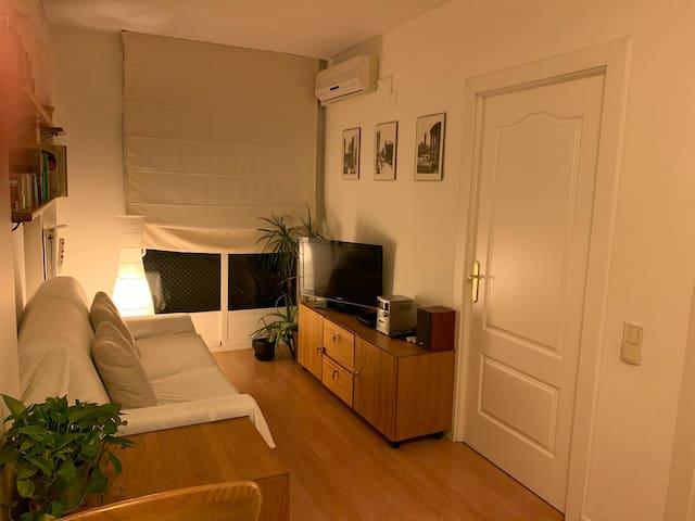 Apartamento muy cuco en el barrio de Chamberí