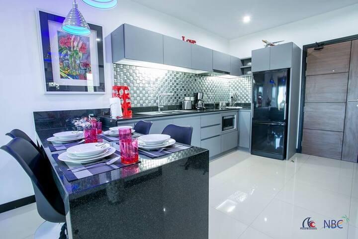 Nai-Harn Beach Condo 2 Bedroom (А504),72 sq.m
