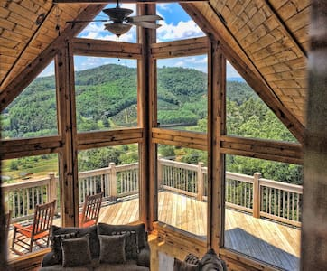 Blue Ridge Cabin Getaway - Fleetwood - Cottage