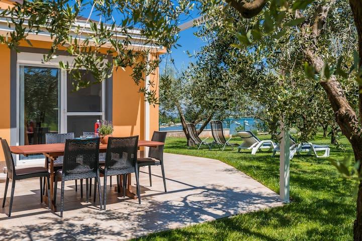 Holiday house Funtana by the sea
