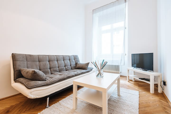 single apartment wien)
