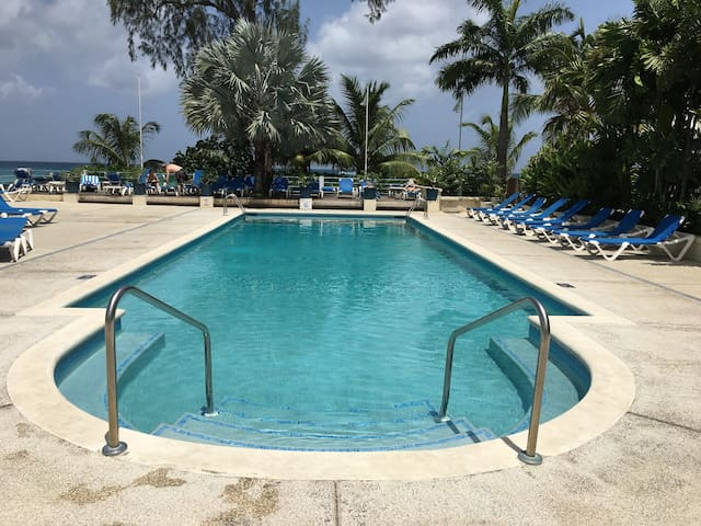 Beach membership pool