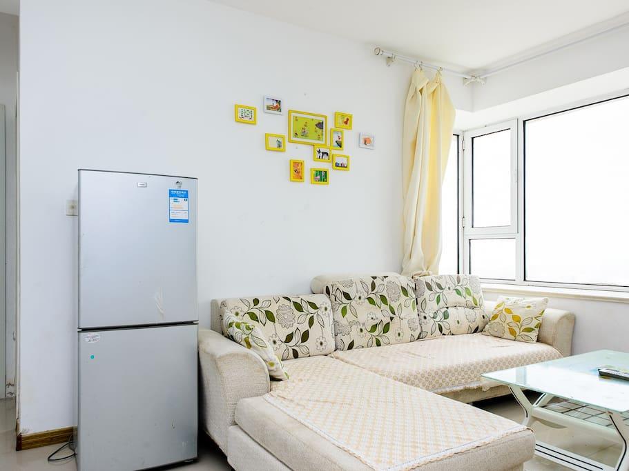 客厅休闲区