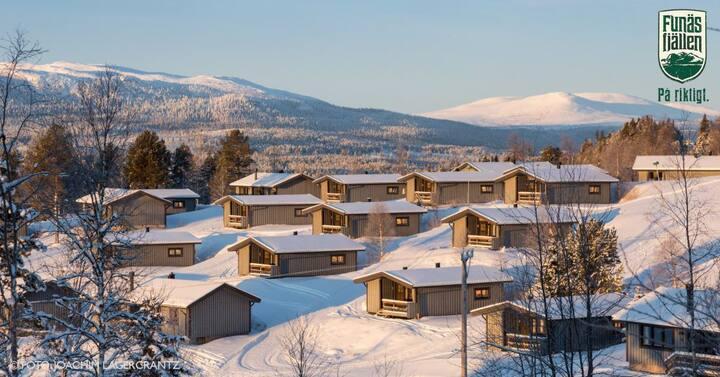 Stuga i Fjällbyn Tännäs, Härjedalen - Skidort
