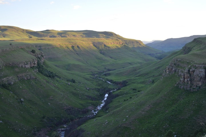 Cosy home in the Drakensberg foothills