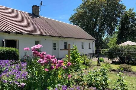 Cosy guesthouse in an old bakery - close to Ystad