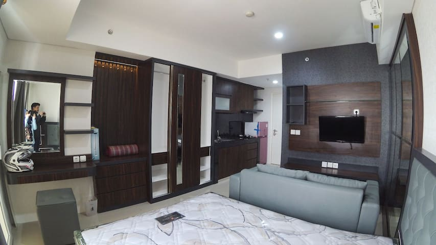 Apartement Bintaro Plaza Residence Full Furnished
