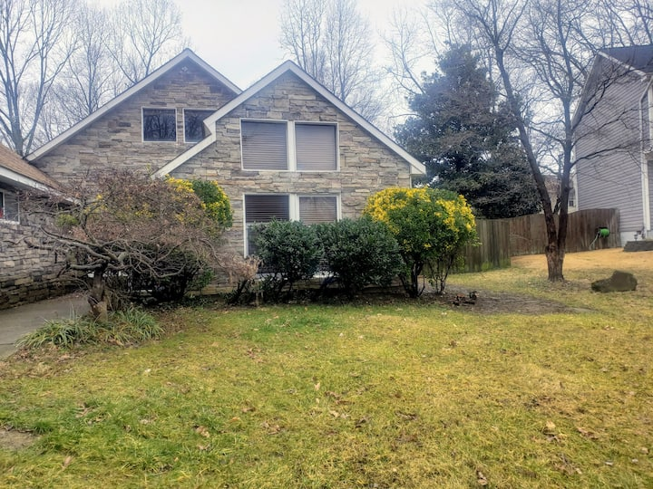 Stafford Home with Pool Close to All