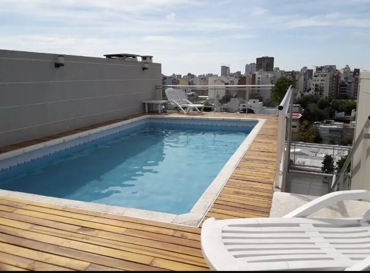 Mono amb. 41 m2 full -Belgrano-Monroe 3600 - 7#