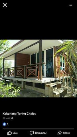 THE LOFT #1 at kekunang tering chalet  Rm:249/day