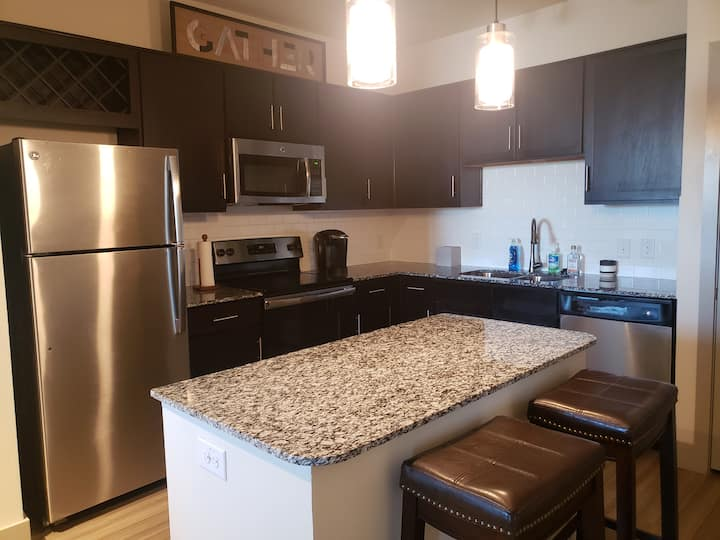 Furnished 1BR 1B apartment in Carrollton TX