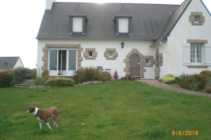 Belle maison néo-Bretonne - Pleubian - Dom