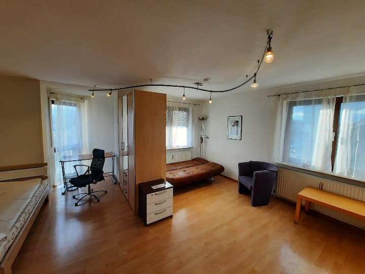 Tolles 1-Zimmer Apartm. Heilbronn-Zentrum, TG